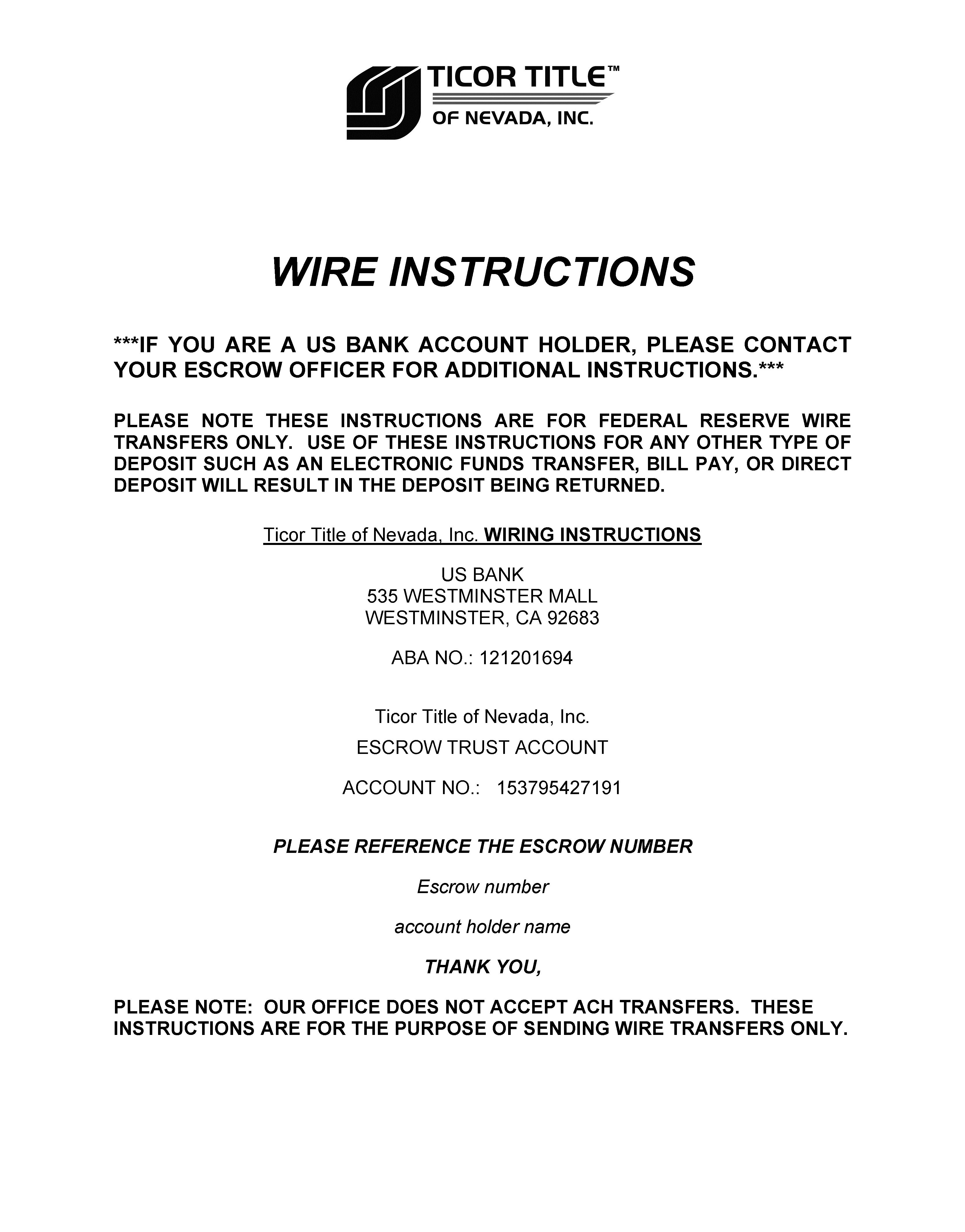 custom content page rh erinschillerticor com charles schwab ach wiring instructions ach wiring instructions
